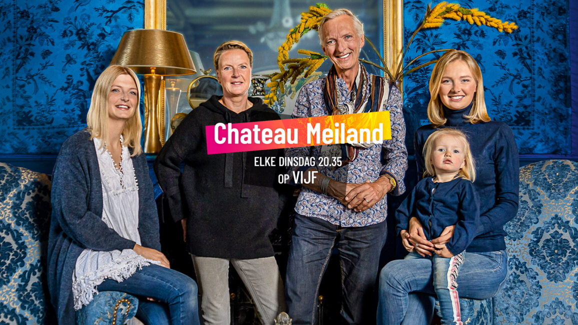 Chateau Meiland – © SBS Belgium