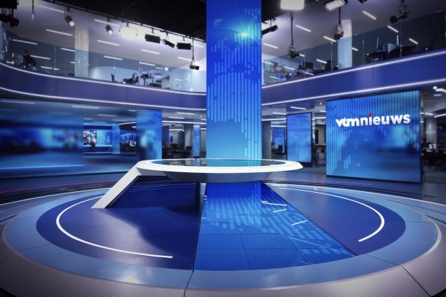 VTM NIEUWS roept publiek op om journalisten hun werk te laten doen in veilige omstandigheden
