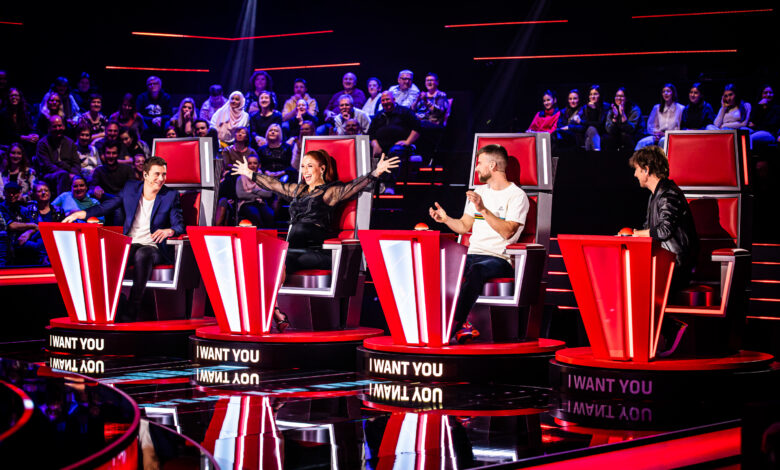 The Voice van Vlaanderen - © DPG Media